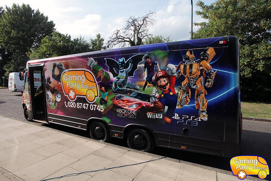 Games on the bus for adults