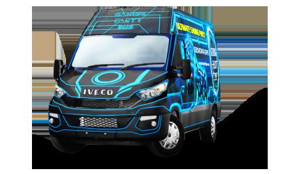 Turbo Van